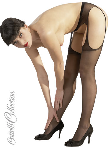 Sex Tights black L/XL