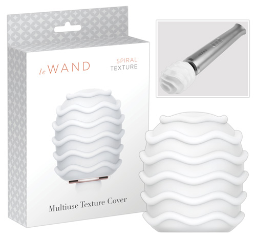 le Wand Spiral Cover