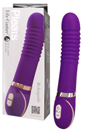 Pleats Purple