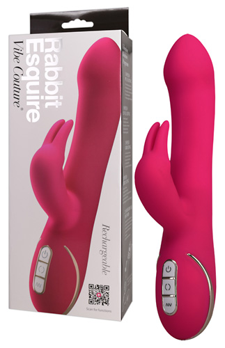Rabbit Esquire Pink