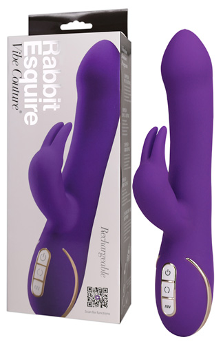Rabbit Esquire Purple